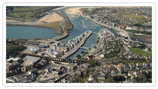 The Masterplan for Hayle Harbour